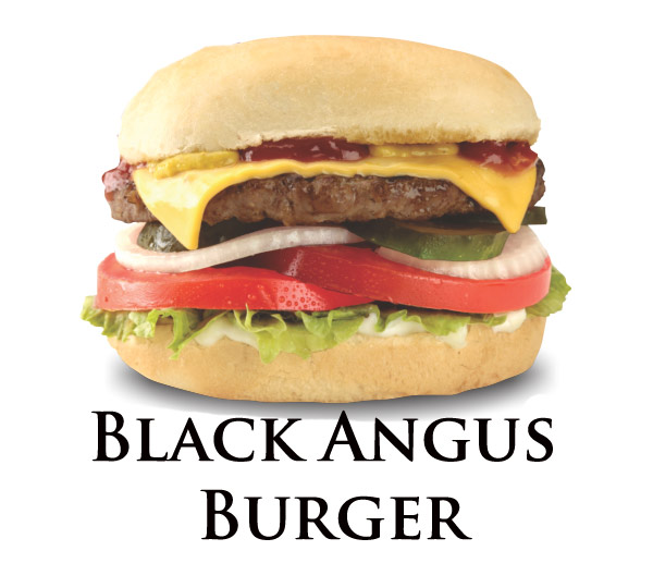 Nicks Black Angus Burger