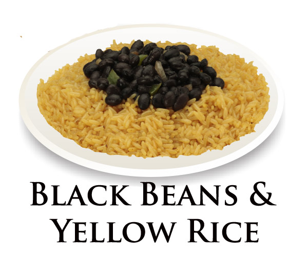 Nicks Black Beans Rice