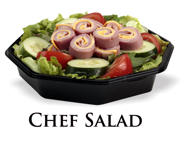 Nicks Chef Salad