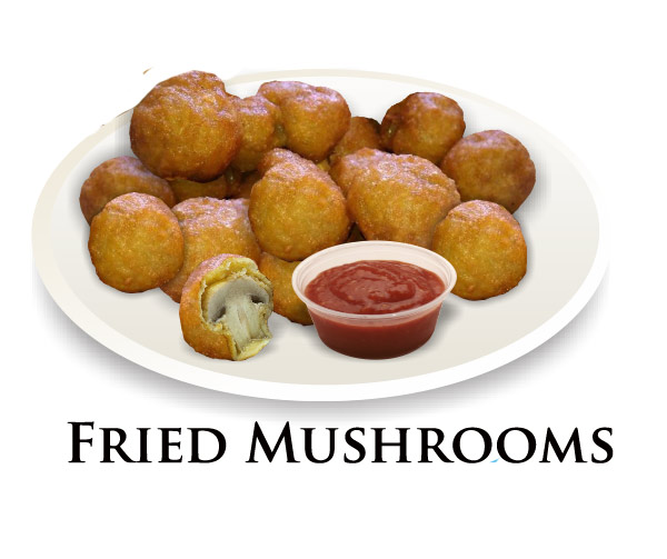 Nicks Fried Mushrooms