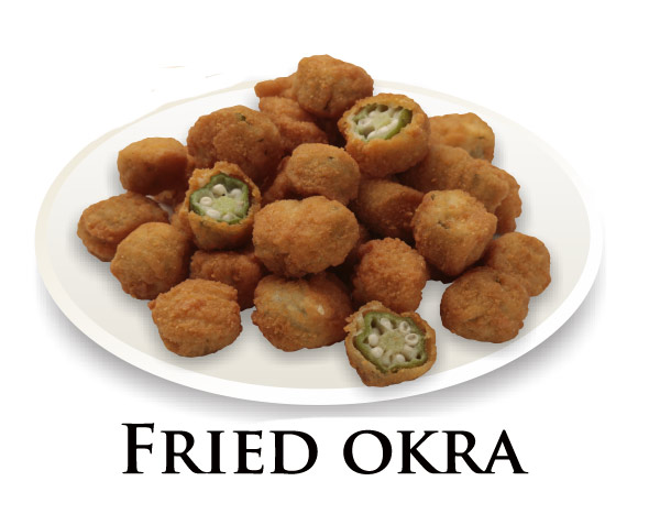 Nicks Fried Okra