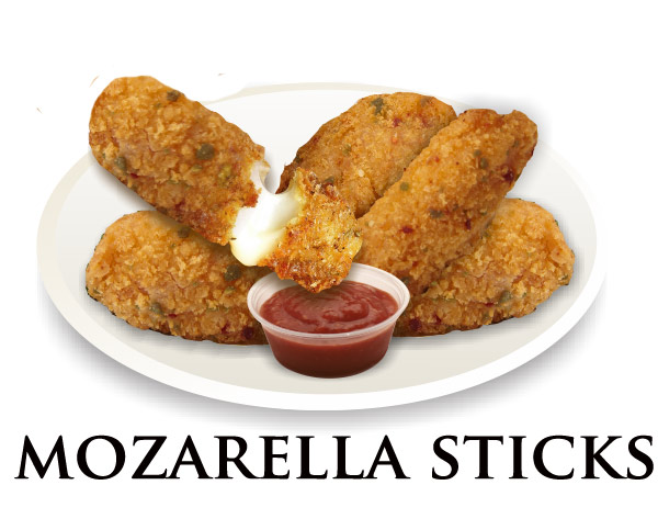Nicks Mozarella Sticks