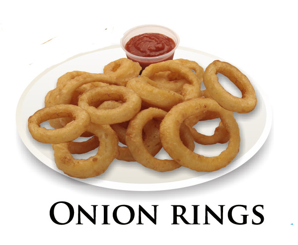 Nicks Onion Rings