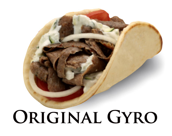 Nicks Original Gyro