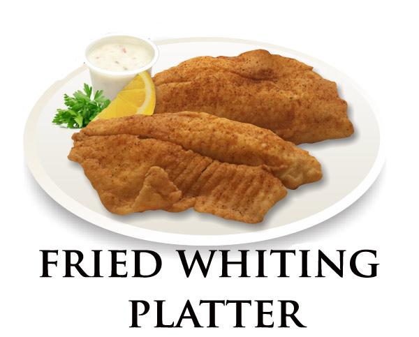 Nicks Whiting Platter